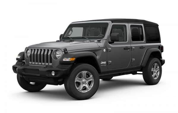 Jeep® Wrangler 2019 Unlimited Sport S