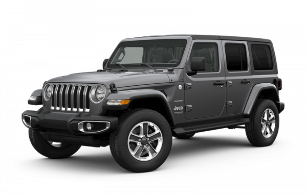 Jeep® Wrangler 2019 Unlimited Sahara