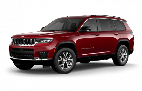 All-New 2021 Jeep® Grand Cherokee L Limited