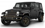 jeep wrangler Unlimited 75th Anniversary Edition