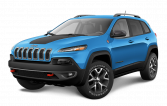 jeep cherokee Trailhawk<sup>®</sup> Leather Plus