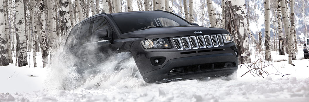 Jeep Compass in Lethbridge