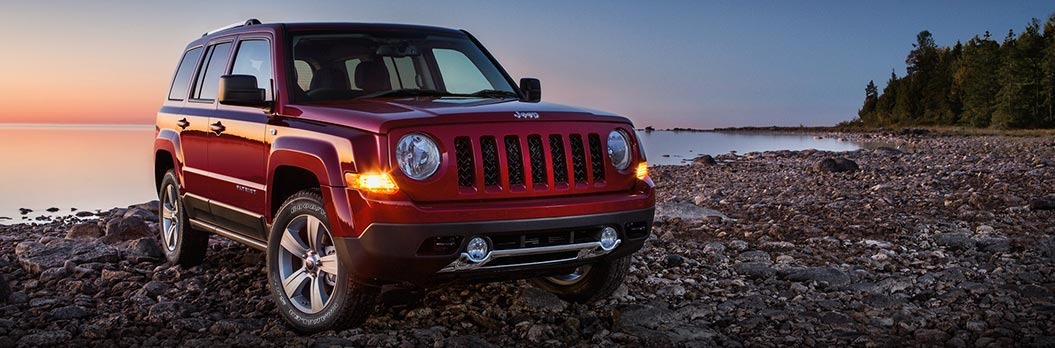 Jeep Patriot in Lethbridge