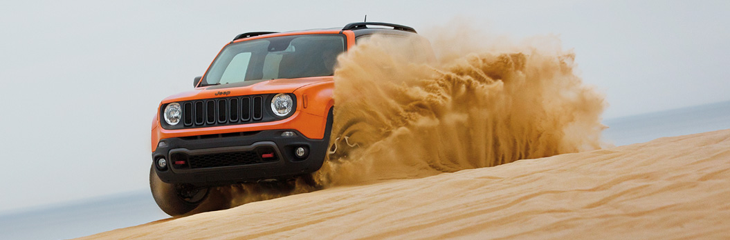 Jeep Renegade in Fort Macleod