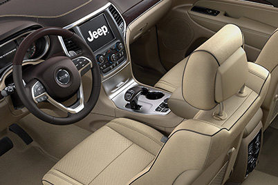 2015 Jeep Grand Cherokee Summit Interior Exterior Design