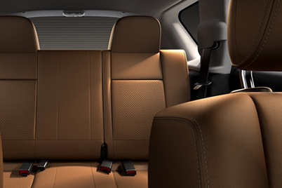 Jeep Compass - Heated Front Seats