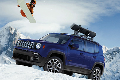 Jeep Renegade in Lethbridge