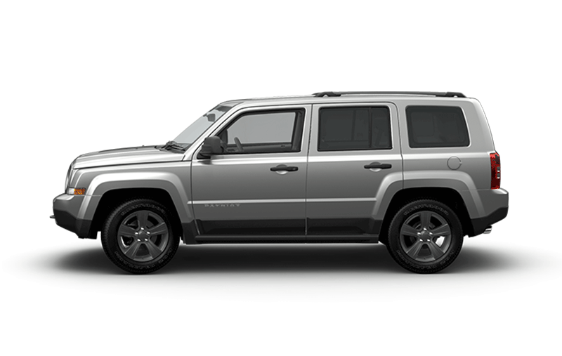 2017 Jeep Patriot Canada S Most Affordable Compact Suv